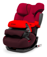 Cybex Pallas-fix in Rumba Red - dark red, Isofix