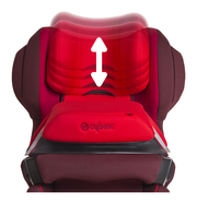 Cybex Juno 2-fix adjustable headrest