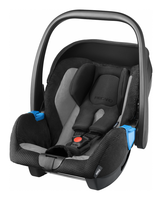 Recaro Privia in Graphite, Isofix possible