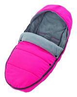 Original BabyZen Fußsack in Pink für BabyZen YoYo+, BabyZen Zen, Recaro Easylife, Recaro Citylife und mehr, Sonderaktion