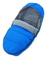 Original BabyZen Footmuff in Blue for Stroller and Buggy - Special offer -