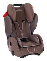 Storchenmühle Car seat Starlight SP in chocco, identical in construction to Recaro Young Sport, Special Offer