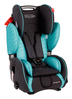Storchenmühle Child Car Seat Starlight SP in lagoon, turquoise, Special Offer
