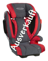 Storchenmühle Child Car Seat Solar in chilli (without Isofix), Special Offer