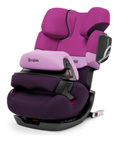 Cybex Pallas 2-Fix in Purple Rain - purple, Isofix