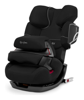 Cybex Pallas 2-Fix in Pure Black - black, Isofix