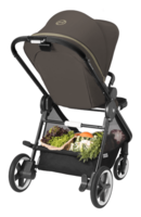 Cybex Iris M-Air with shopping basket