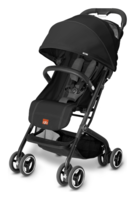 Goodbaby GB Buggy Qbit Monument Black - black
