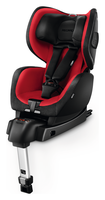 Recaro Optiafix Ruby, Isofix