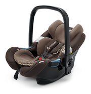 Concord Air.Safe Toffee Brown, Isofix möglich
