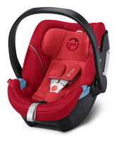 Cybex Aton 5 Infra Red - red