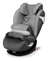 Cybex Pallas M-Fix Manhattan Grey - mid grey, 2018, Isofix