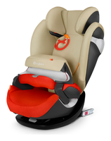 Cybex Pallas M-Fix Autumn Gold - burnt red, Isofix
