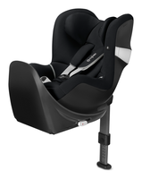 Cybex Sirona M2 i-Size with Base M in Lavastone Black - black