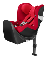 Cybex Sirona M2 i-Size inklusive Base M in Rebel Red - red