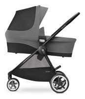 Cybex Agis M-Air3 mit Kinderwagenaufsatz M