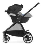 Cybex Aton M as a travelsystem