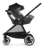 Cybex Iris M-Air with infant carrier as a travelsystem