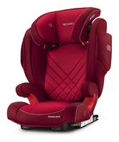 Recaro Monza Nova 2 Seatfix Indy Red, Isofix