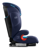 Recaro Monza Nova IS view from the side