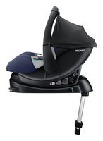 Recaro Privia Evo view from the side with open sun canopy