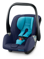 Recaro Privia Evo without newborn inlay