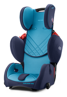 Recaro Young Sport Hero height adjustable headrest