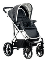 Moon LUSSO City with carry cot stone - fishbone