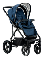 Moon LUSSO City with carry cot ocean - fishbone