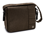 Moon Messenger Bag City brown - fishbone