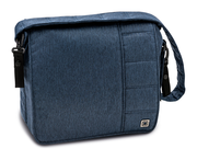 Moon Wickeltasche Messenger Bag City ocean - fishbone