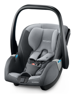 Recaro Guardia Aluminium Grey, Isofix possible, Special offer