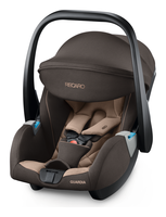 Recaro infant carrier Guardia with open sun canopy