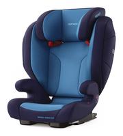 Recaro Monza Nova Evo Seatfix Xenon Blue, Isofix