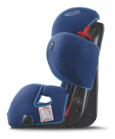 Starlight SP Pro backrest in lowest position