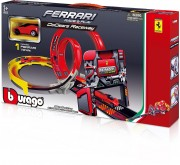 BBurago 15631301, Ferrari R&P GoGears Playset, with 1 car