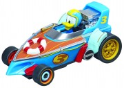 Carrera First! Mickey and the Roadster Racers car Donalds Cabin Cruiser