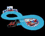 Carrera First! Mini Cooper Bahn aufgebaut