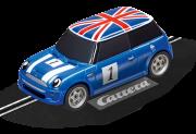 Carrera First! Mini Cooper Fahrzeug Mini Cooper Blau