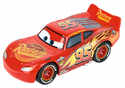 Carrera First! Disney Pixar Cars 3 car Lightning McQueen