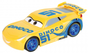 Carrera First! Disney Pixar Cars 3 car Dinoco Cruz