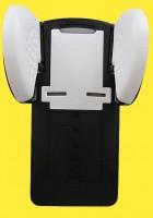 Ersatzteil Kopfstütze mit Hartschaumeinlagen für Kindersitze Storchenmühle Starlight SP, - SP Pro, Recaro Young Sport, - Hero