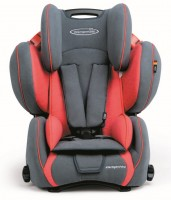 Storchenmühle Replacement Cover for Storchenmühle Child Car Seat Starlight SP Pro in Chilli