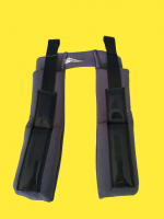 Belt pad for car seat belt for child seat Storchenmühle Starlight SP PRO and Recaro Young Sport HERO