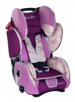 Storchenmühle Kindersitz Starlight SP in pink flower, baugleich mit Recaro Young Sport, Sonderaktion